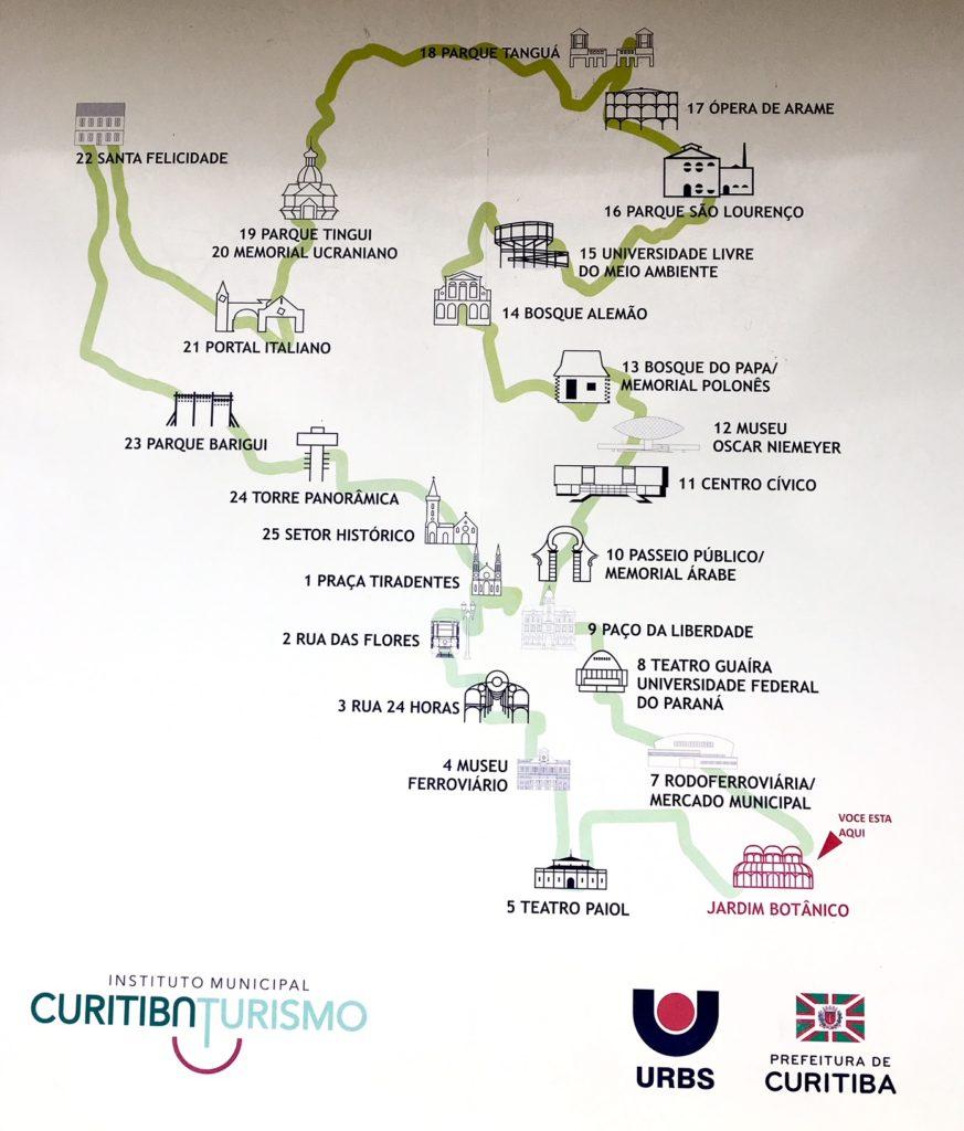 onibus turismo curitiba