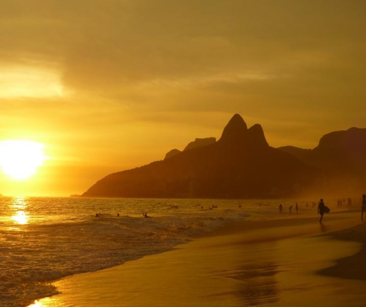 TRILHA MORRO DOIS IRMÃOS NO RIO DE JANEIRO: Nascer do sol e a vista mais linda da Zona Sul!