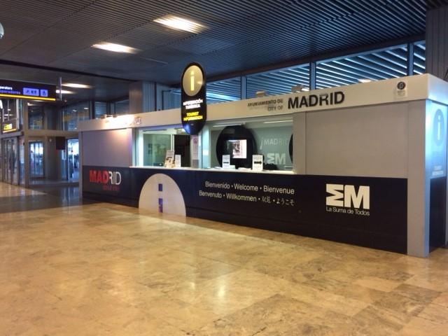 Dicas da imigração em Madri e do Aeroporto Barajas