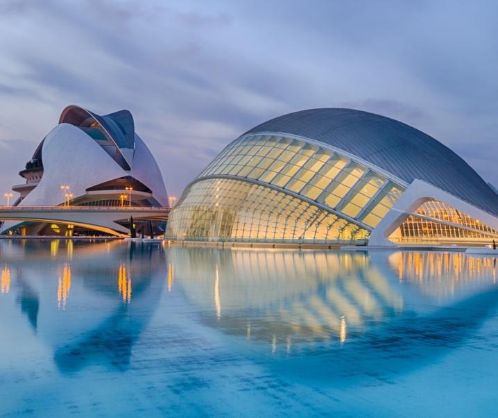 O QUE FAZER EM VALÊNCIA: Conheça a Cidade das Artes e das Ciências na Espanha!
