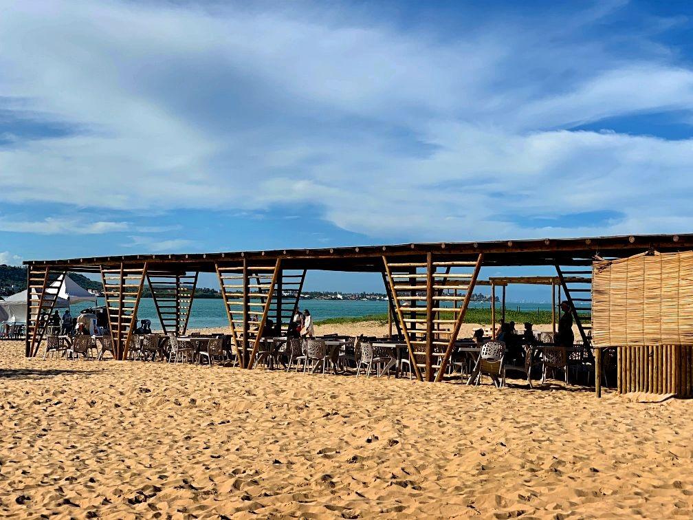 dicas da praia do gunga