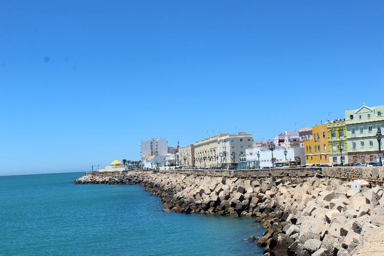 Onde se hospedar em Cadiz espanha