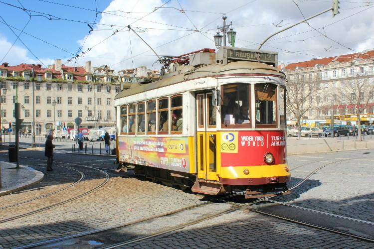 Lisboa bondinho