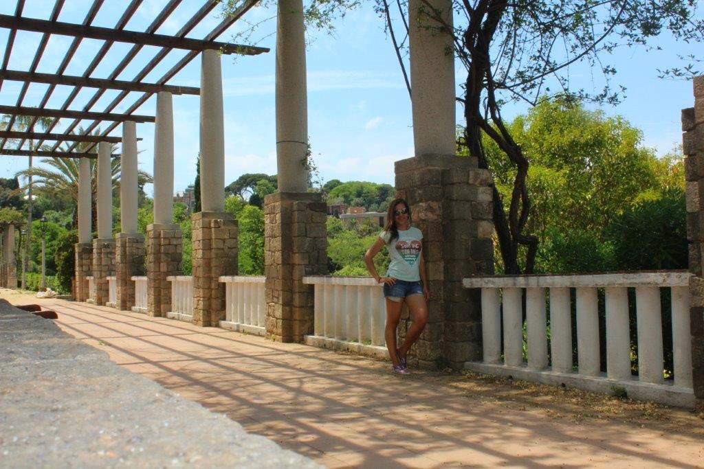 Jardines del Grec Montjuic