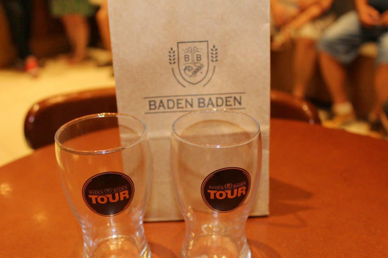 Tour Cervejaria Baden Baden