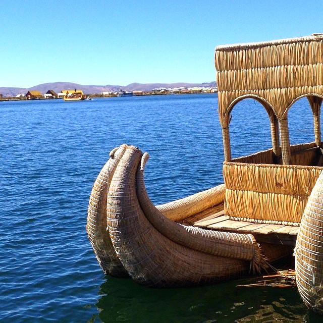 ilha dos uros peru