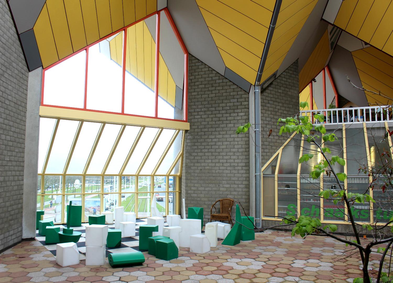 Casa Cubo Rotterdam