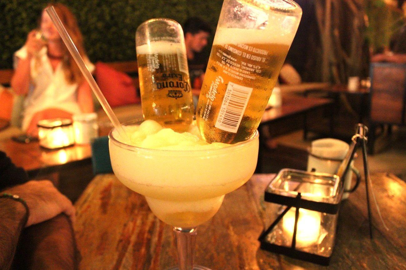 bares e restaurantes em playa del carmen
