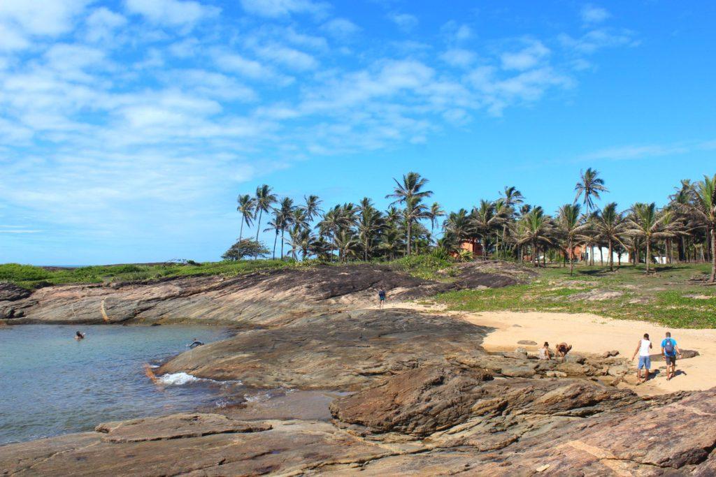 Praia dos Padres Guarapari