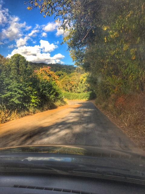 viagem de carro de brasilia a minas gerais