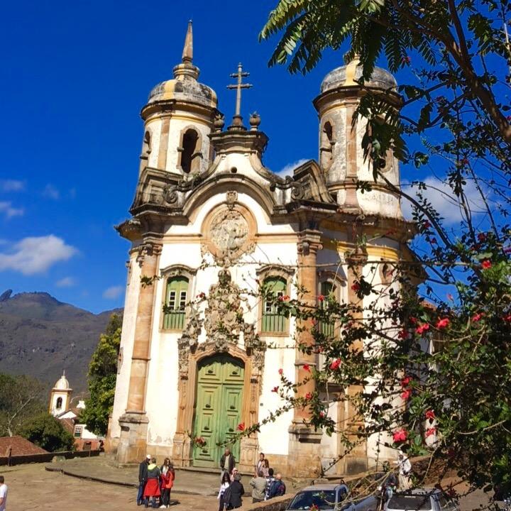 igrejas de ouro preto
