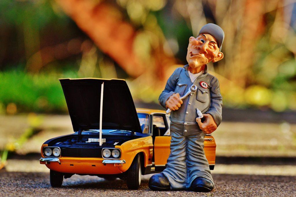 como organizar uma viagem de carro