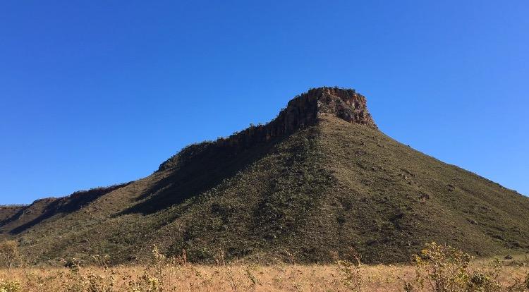 trilha da Serra do Espirito Santo jalapao