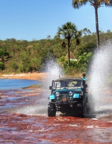 7 motivos para você conhecer (hoje mesmo!) Cristalina no Goiás!