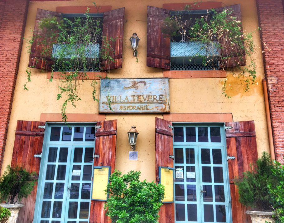 onde comer em brasilia villa tevere