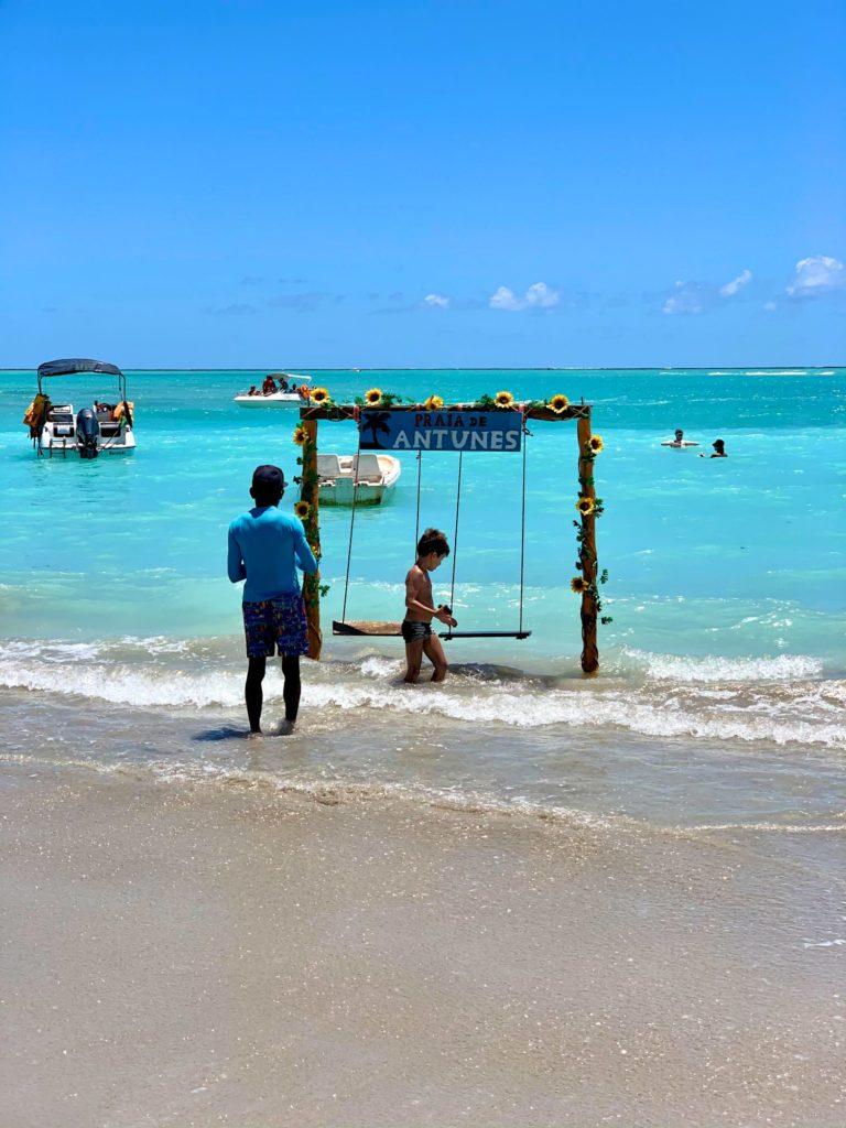 praia de antunes maragogi