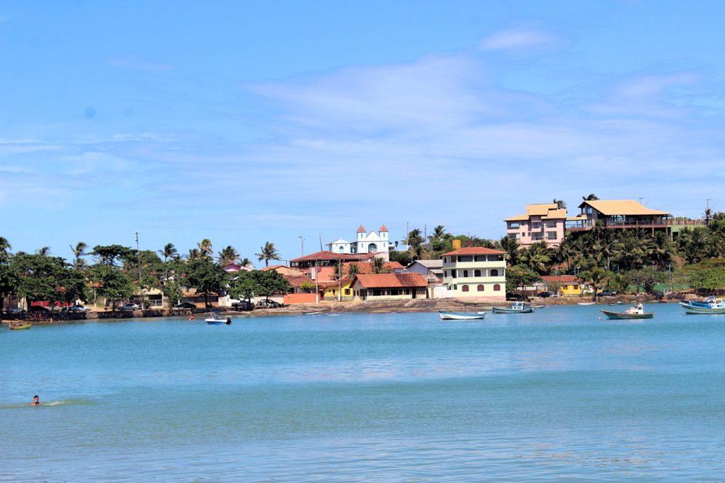 melhores praias de Guarapari