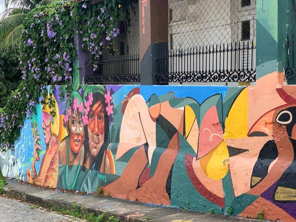 arte ruas de olinda