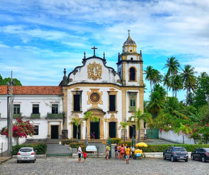 As principais igrejas do Centro Histórico de Olinda!