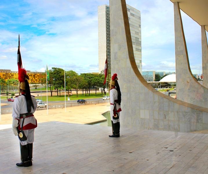 BRASÍLIA: Visita guiada ao Palácio do Planalto!
