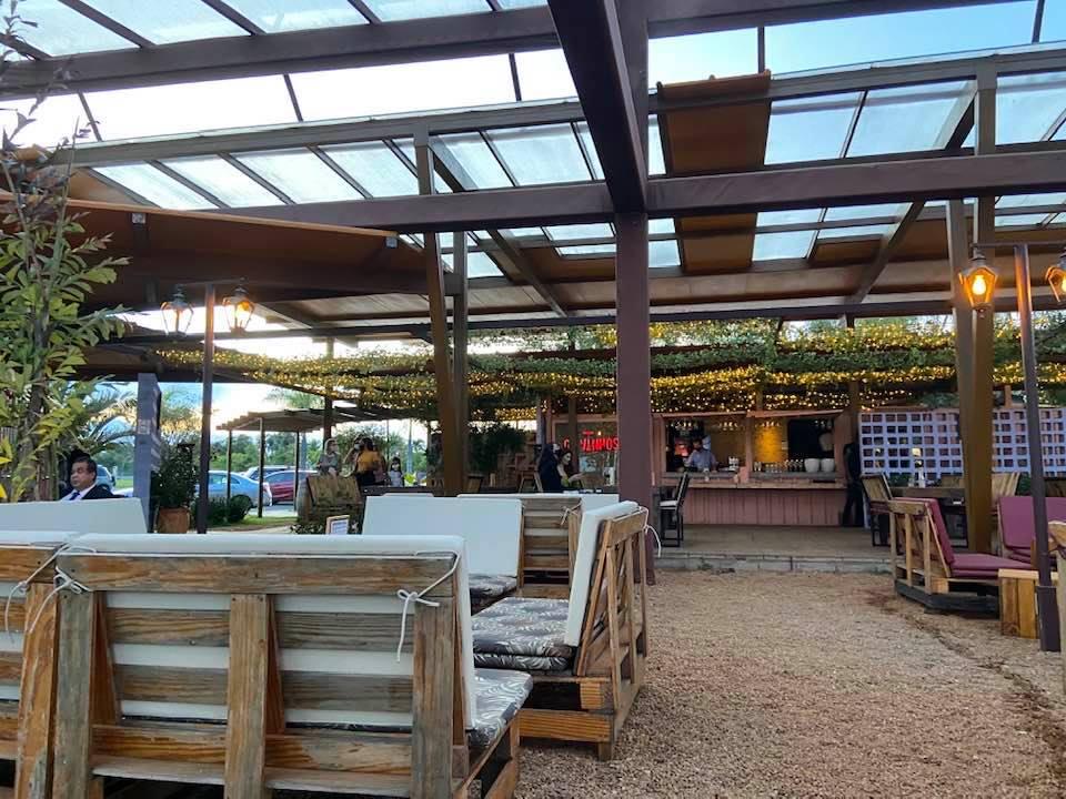 wine garden pontao