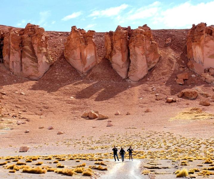 DESERTO DO ATACAMA, CHILE: Melhores passeios!