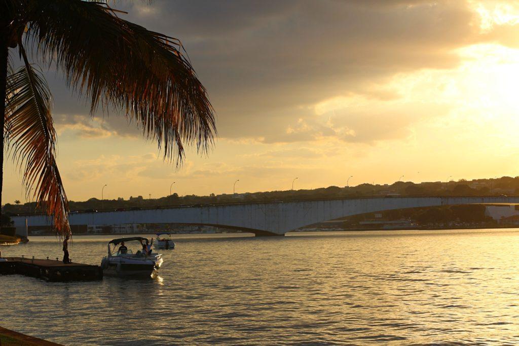 onde ver o por do sol em brasilia
