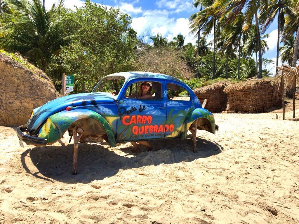 praia de carro quebrado maceio alagoas