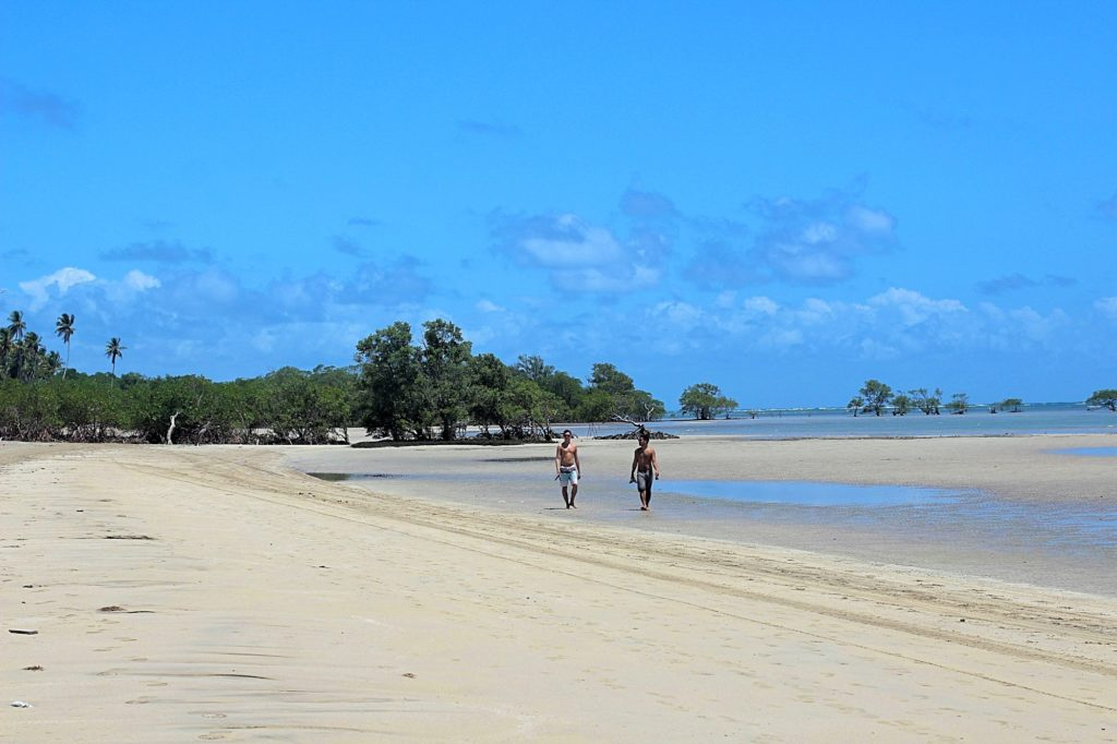 melhores praias de morro de sp