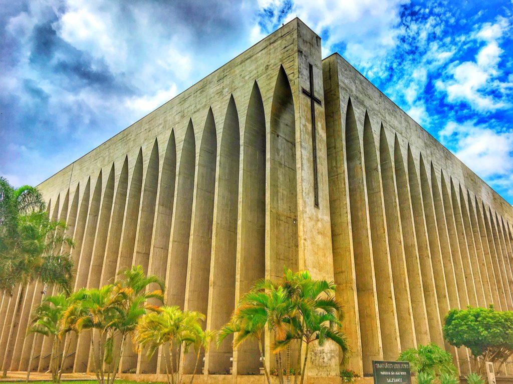 igrejas mais bonitas de brasilia