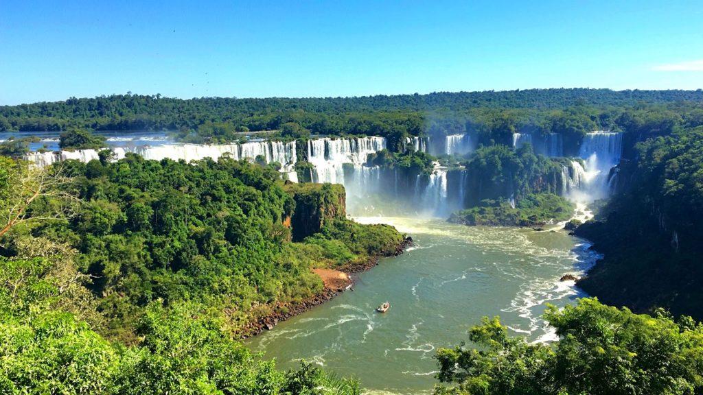 cataratas do iguacu lado brasileiro