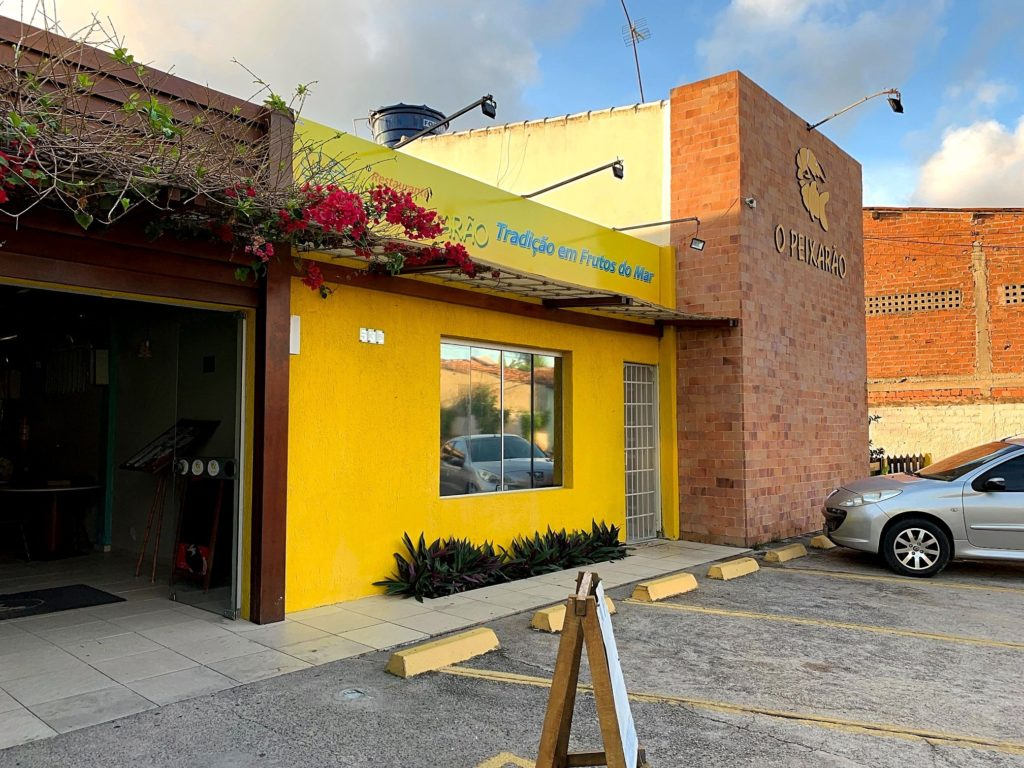 restaurante pontal da barra maceio