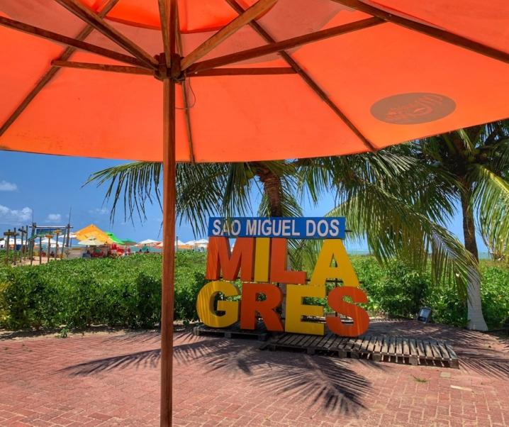 BEACH CLUB EM MILAGRES, ALAGOAS: Praia do Toque e Porto da Rua!