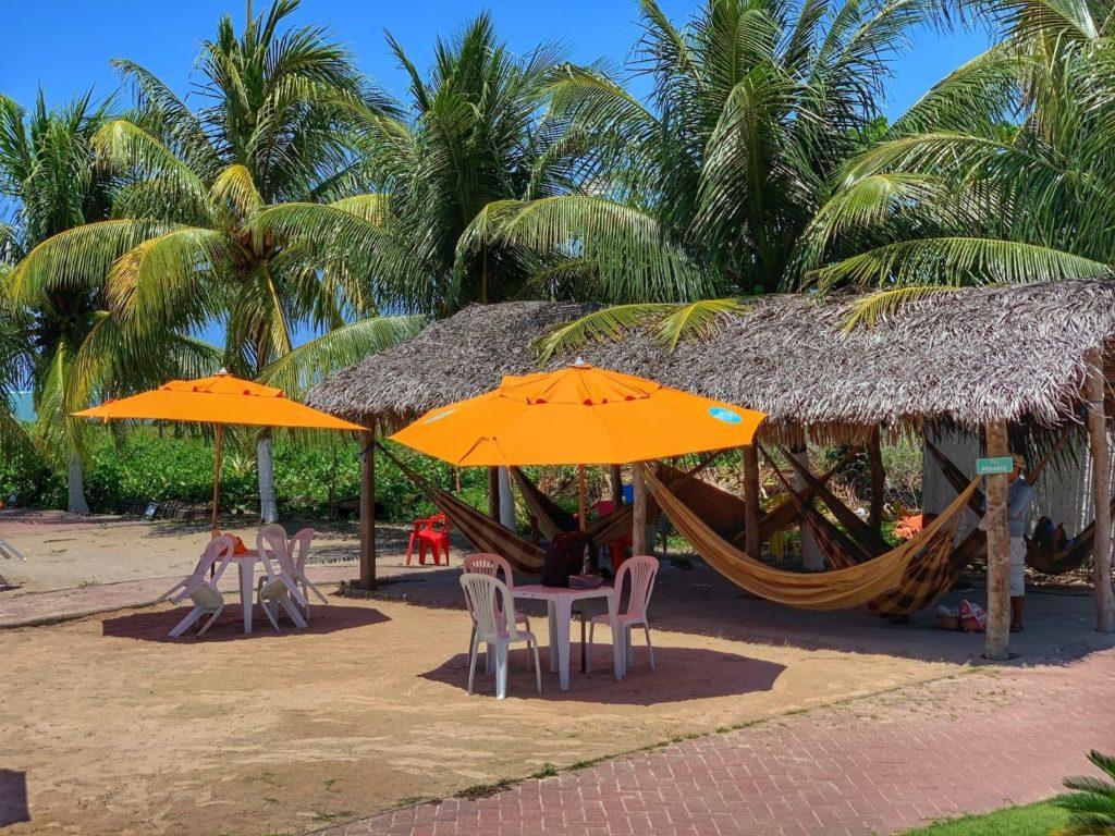 beach club em milagres