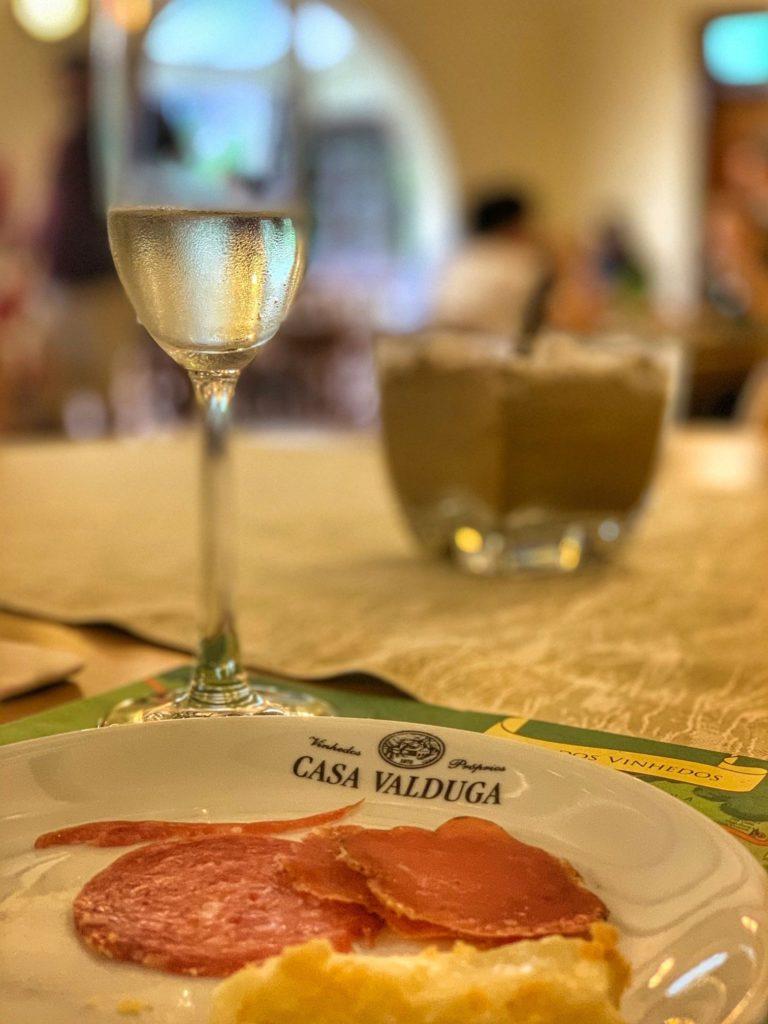 Cafe da manha Casa Valduga