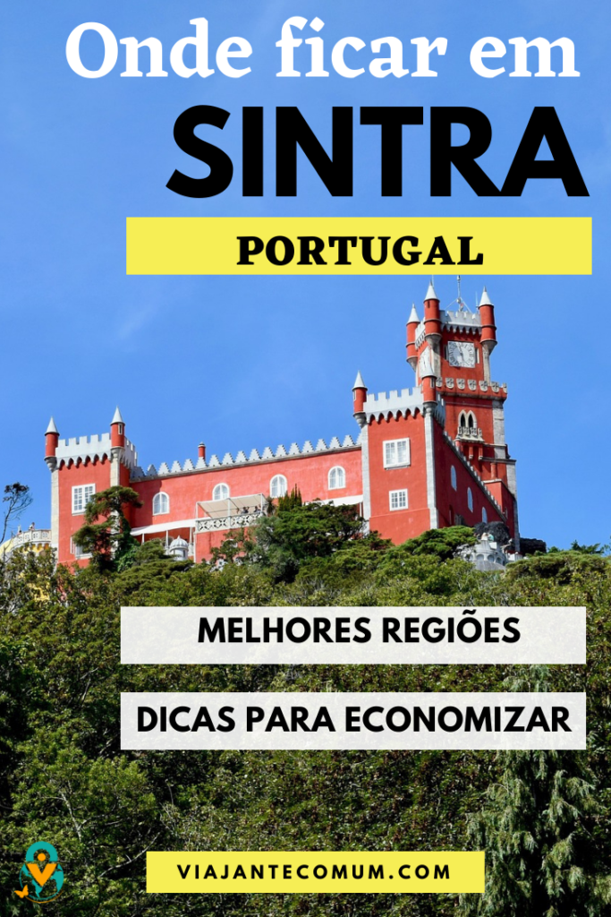 onde ficar em sintra portugal