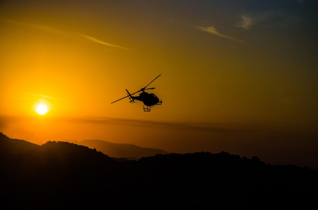 o que fazer no rio de janeiro voo de helicoptero