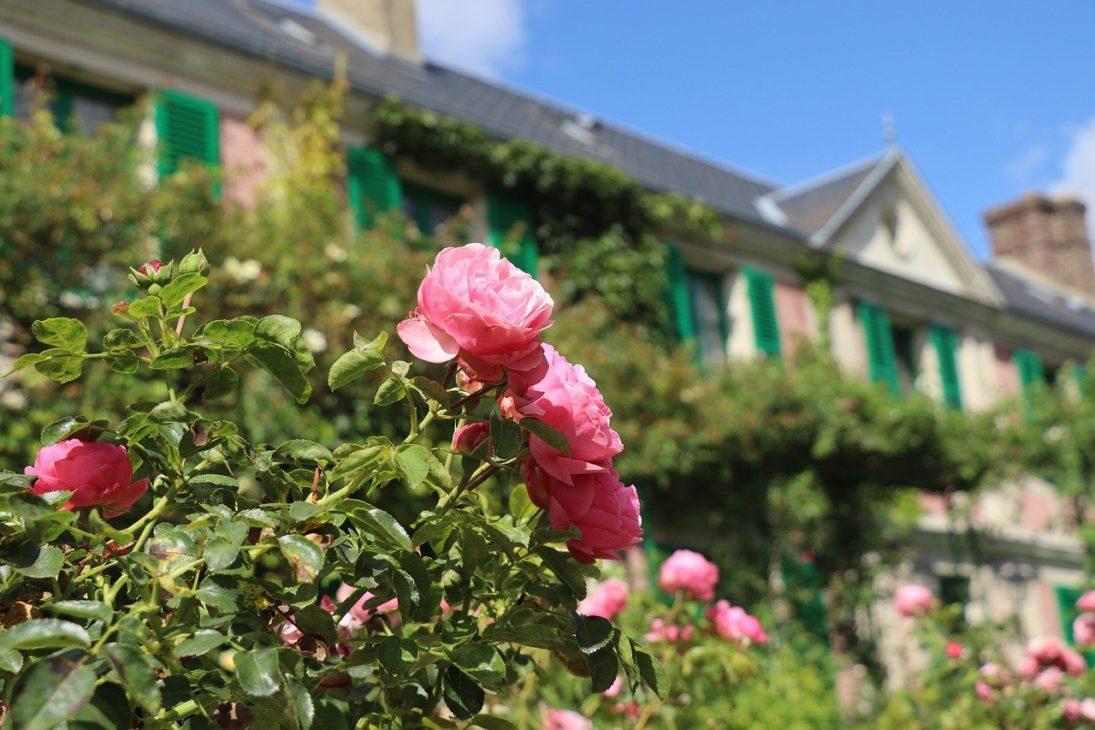 casa de monet em Giverny